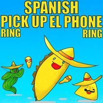 Spanish Pick Up El Phone Ring by Hi Five Ring Ring Alert Tones