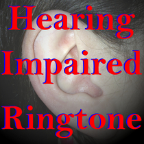 Hearing Impaired Ringtone 2 by Alert Ringtone Text Concept Company