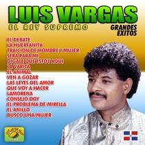 Grandes Exitos by Luis Vargas