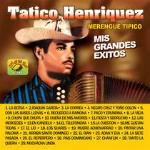 Grandes Exitos by Tatico Henriquez