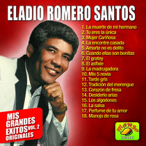 Mis Grandes Éxitos, vol. 2 by Eladio Romero Santos