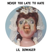 Never Too Late to Hate by Lil Dowager