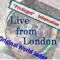 Live from London by The Original World Judge Band