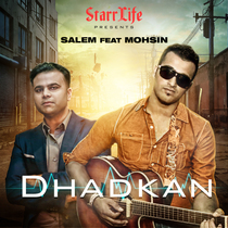 Dhadkan (feat. Mohsin Khan) by Salem