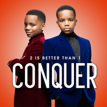 Conquer by 2 Is Better Than 1