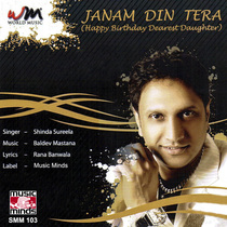 Janam Din Tera by Shinda Sureela