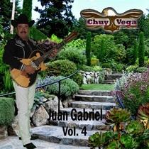 Puras de Juan Gabriel, vol. 4 by Chuy Vega