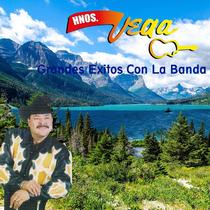 Grandes Éxitos con La Banda by Hnos. Vega
