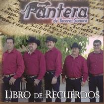 Libro de Recuerdos by Grupo Pantera De Yecora Sonora