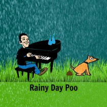 Rainy Day Poo by Chad Logan