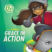 Mission: Grace in Action KJV by Awana