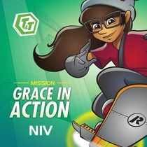 T&T Mission: Grace in Action NIV by Awana