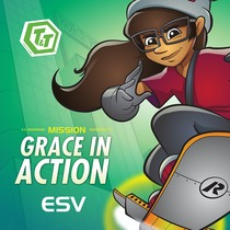 T&T Mission: Grace in Action ESV by Awana