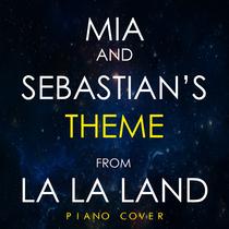 """Mia and Sebastian's Theme (From """"La La Land') [Piano Cover] by Daniel Ray"""