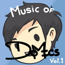 Music of Domics, Vol. 1 (Music from the Animated Series) by Christopher Carlone
