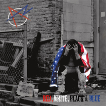 Red, White, Black & Blue by American Zeros