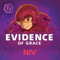 T&T Mission: Evidence of Grace (NIV) by Awana