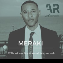 Meraki by Amani Riddim