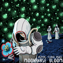 Moonphase Bloom by Astral Cloud Ashes