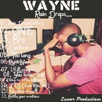 Raindrops by Wayne