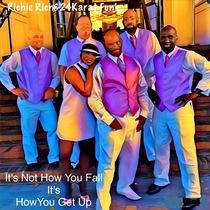 It's Not How You Fall It's How You Get Up by Richie Rich & 24 Karat Funk