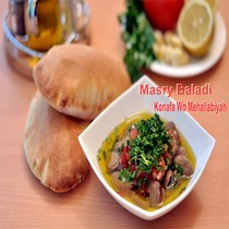 Konafa Wo Mehallabiyah by Masry Baladi