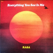 Everything You See Is Me by Rasa