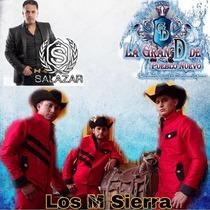 El 5 Letras by Los M Sierras, Jr Salazar & Banda la Grande