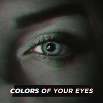 Colors of Your Eyes by Emmelie Johansson