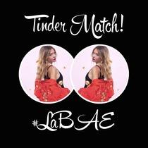 Tinder Match! by #LaBAE