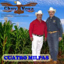 Cuatro Milpas by Chuy Vega