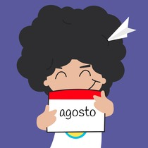 Agosto by Soy Os