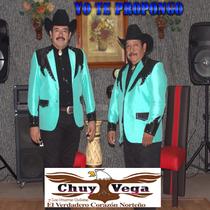 Yo Te Propongo by Chuy Vega