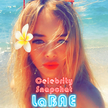 Celebrity Snapchat by #LaBAE
