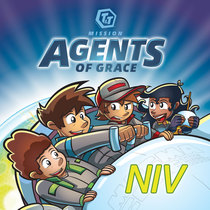 T&T Mission: Agents of Grace (NIV) by Awana