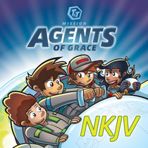 T&T Mission: Agents of Grace (NKJV) by Awana