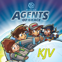 T&T Mission: Agents of Grace (KJV) by Awana