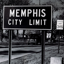 Memphis by Betsy Palmer