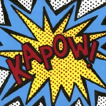 Kapow! by The Troubles