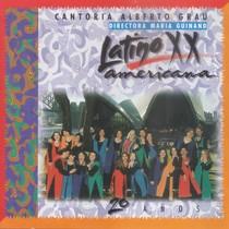 Latinoamericana XX (feat. María Guinand) by Cantoría Alberto Grau