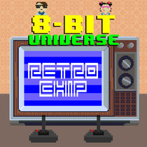Retro Chip by 8 Bit Universe