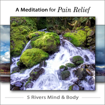 A Meditation for Pain Relief (Breath Pleasure) by 5 Rivers Mind & Body