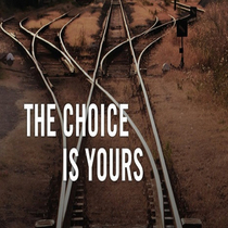 The Choice Is Yours by Erwin Steijlen