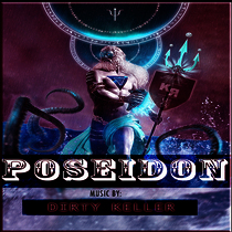 Poseidon by Dirty Keller