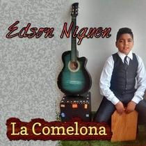La Comelona by Edson Niquen