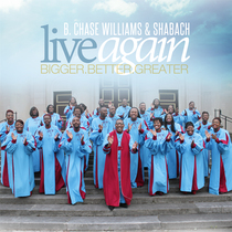 Live Again by B Chase Williams & Sha Bach