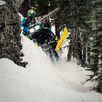 Snowmobile Turbo Braap by CJ