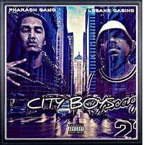 City Boyz by Pharaoh Gamo & Lesane Casino