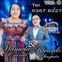En Vivo, vol. 9 by Manuela Canil & Ricardo Saquic