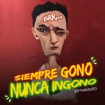 Siempre Gono Nunca Ingono (feat. El Chusco) by Maikitol